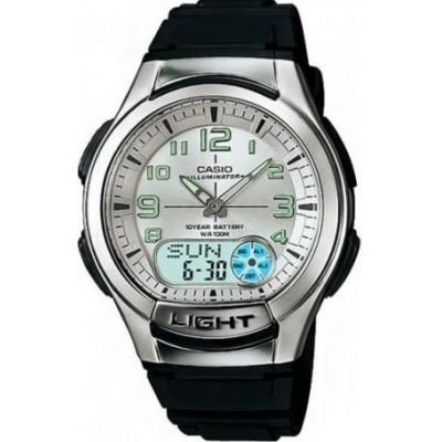 Zegarek CASIO Digital-Analog AQ-180W-7BDF
