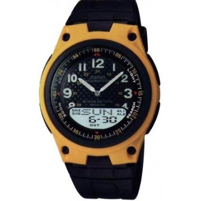 Zegarek CASIO AW-80-9B Digital-Analog
