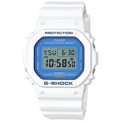 Zegarek CASIO G-SHOCK Blue Mirror DW-5600WB-7C