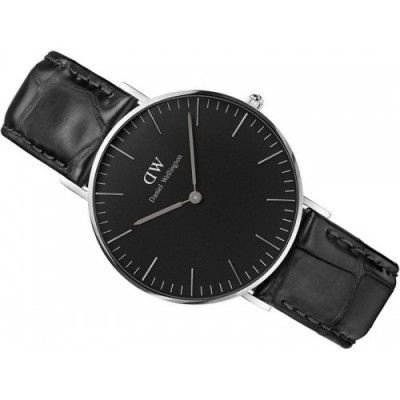 Zegarek DANIEL WELLINGTON DW00100147 BLACK READING
