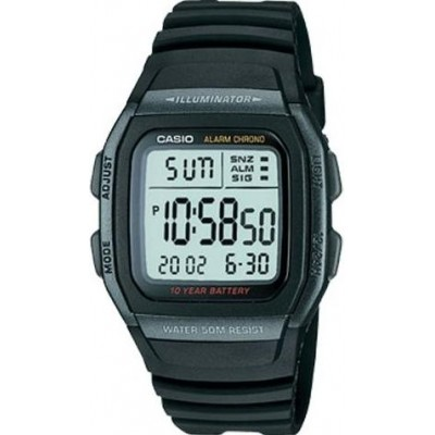 Zegarek CASIO W-96H-1B Sport Collection