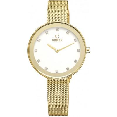 Zegarek OBAKU V161LXGIMG + naszyjnik