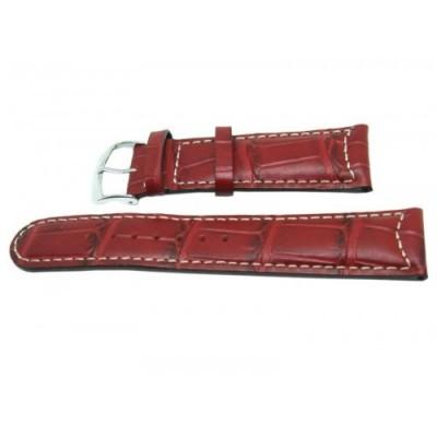 Pasek MORELLATO 22mm czerwony, A01U3882A59080CR22