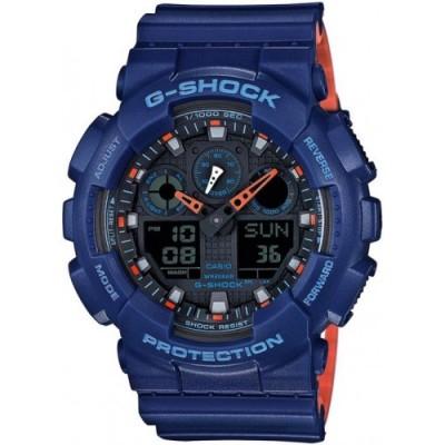 Zegarek CASIO G-SHOCK GA-100L-2AER