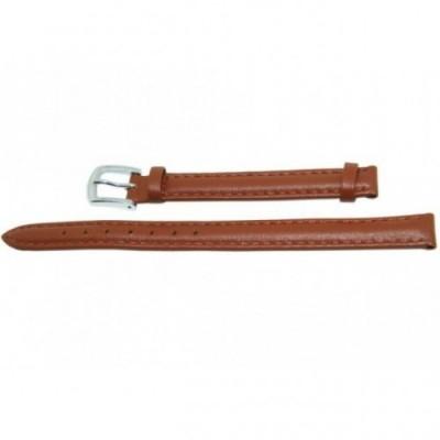 Pasek DILOY 10mm brązowy, 302EL.10.3