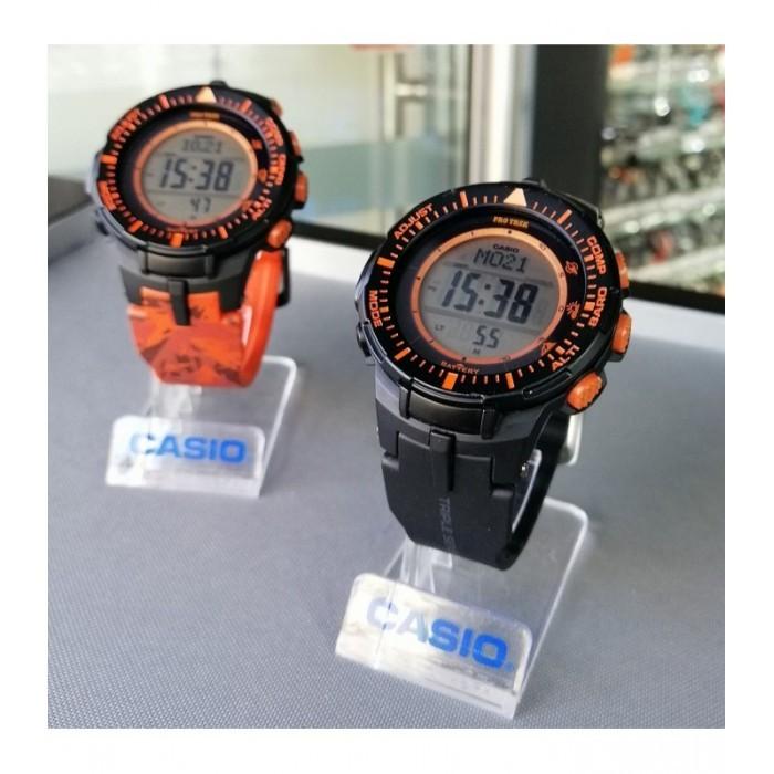 Zegarek CASIO PRG 300CM 4ER + CZARNY PASEK GRATIS ZESTAW