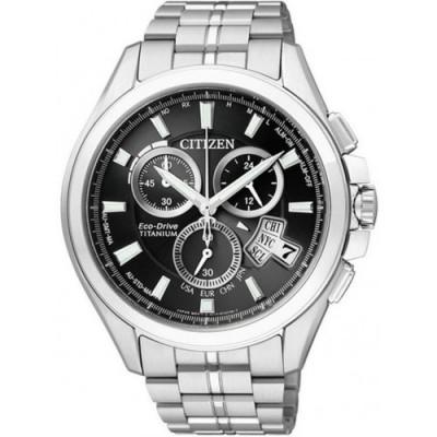 Zegarek CITIZEN ECO-DRIVE TITANIUM BY0051-55E
