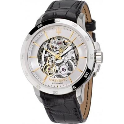 Zegarek MASERATI INGEGNO AUTOMATIC R8821119002