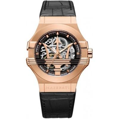Zegarek MASERATI POTENZA AUTOMATIC R8821108002