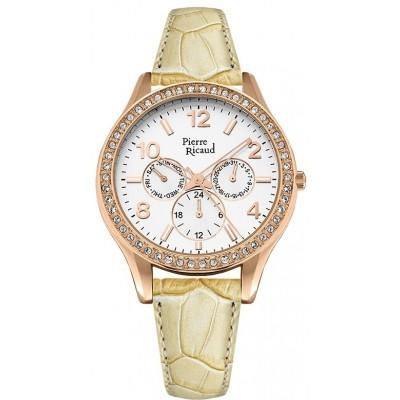 Zegarek PIERRE RICAUD P21069.9V53QFZ