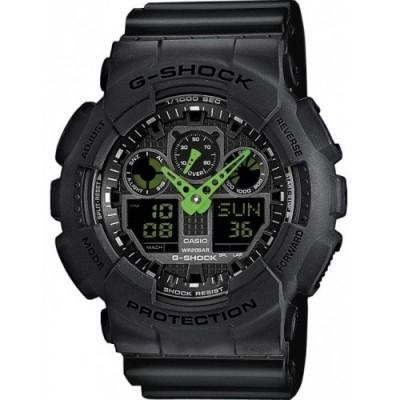 Zegarek CASIO G-SHOCK GA-100C-1A3ER
