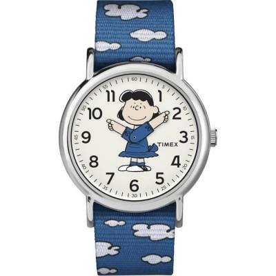 Zegarek TIMEX Weekender  X Peanuts Lucy TW2R41300