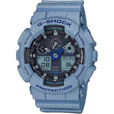 Zegarek CASIO G-SHOCK GA-100DE-2AER