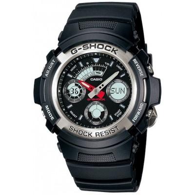 Zegarek CASIO G-SHOCK AW-590-1AER