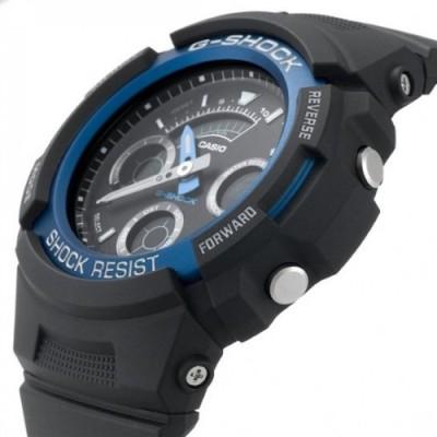 Zegarek CASIO AW-591-2AER