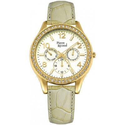 Zegarek PIERRE RICAUD P21069.1V51QFZ