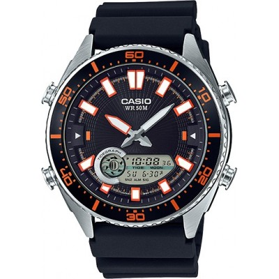 Zegarek CASIO AMW-720-1A Tide Graph