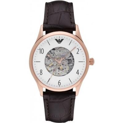 Zegarek EMPORIO ARMANI DRESS SKELETON AUTOMATIC AR1920