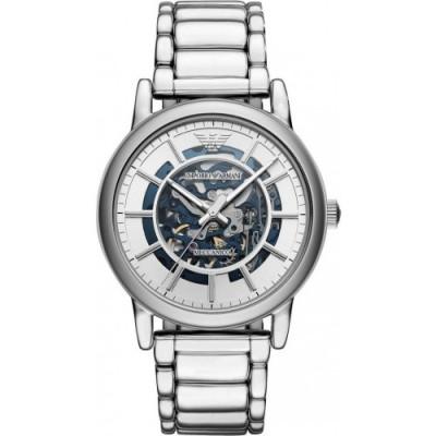 Zegarek EMPORIO ARMANI LUIGI SKELETON AUTOMATIC AR60006