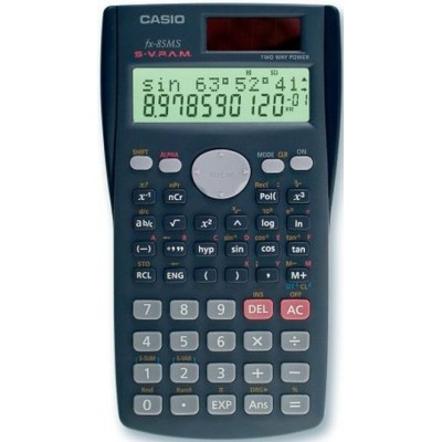 Kalkulator naukowy CASIO FX-85MS