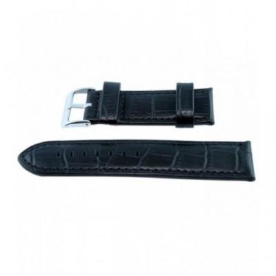 Pasek BISSET BS165 24mm czarny
