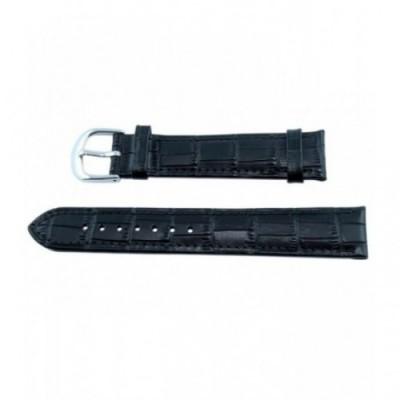 Pasek BISSET BS162 18mm czarny