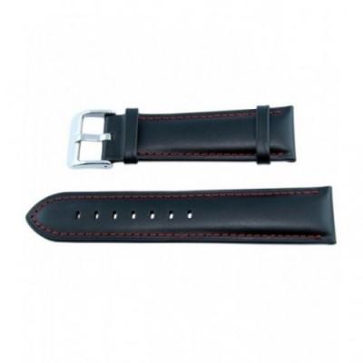 Pasek BISSET BS159 22mm czarny