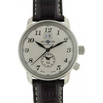Zegarek ZEPPELIN LZ127 Dual Time 7644-5