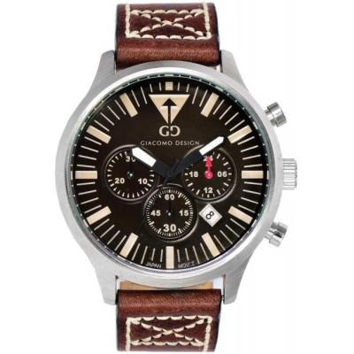 Zegarek GIACOMO DESIGN Moderno GD03001