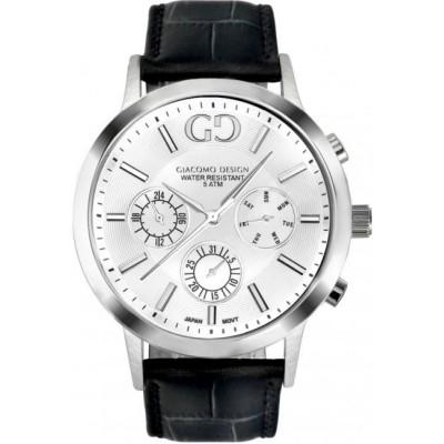 Zegarek GIACOMO DESIGN Leggibile GD07002