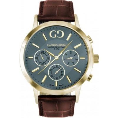 Zegarek GIACOMO DESIGN Leggibile GD07003
