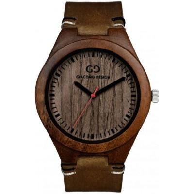 Zegarek GIACOMO DESIGN Legno Sul Bar GD08014
