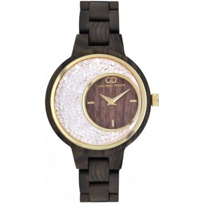 Zegarek GIACOMO DESIGN Cristalli In Pietra GD28002
