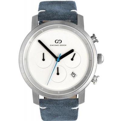 Zegarek GIACOMO DESIGN METALLO GD11003