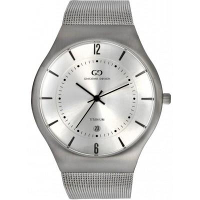 Zegarek GIACOMO DESIGN Titanio GD12001