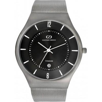 Zegarek GIACOMO DESIGN Titanio GD12002