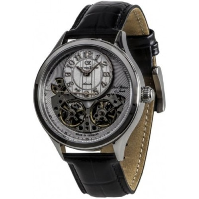 Zegarek CARL VON ZEYTEN CVZ0055WH Gernsbach Automatic Limited Edition