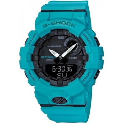 Zegarek CASIO G-SHOCK G-SQUAD STEP TRACKER GBA-800-2A2ER