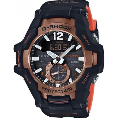 Zegarek CASIO G-SHOCK Gravitymaster GR-B100-1A4ER Bluetooth