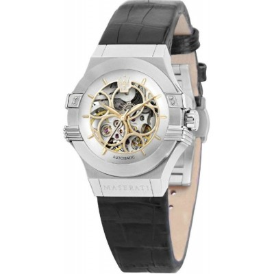Zegarek MASERATI POTENZA AUTOMATIC R8821108020