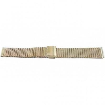 Bransoleta złota DILOY 20mm CMMESHEP-20