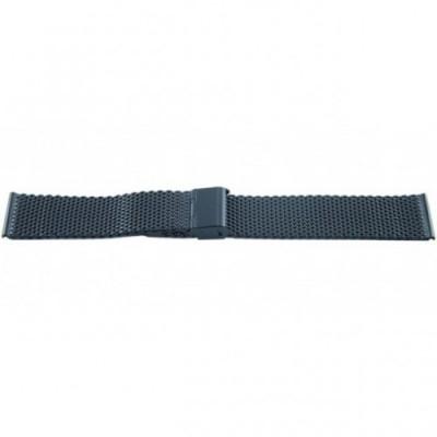 Bransoleta czarna DILOY 22mm CMMESH10-22