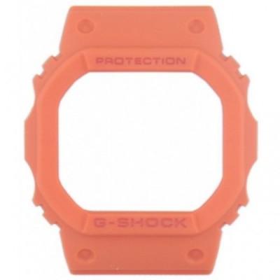 Bezel, nakładka do obudowy CASIO DW-5600M-4 pomarańczowy