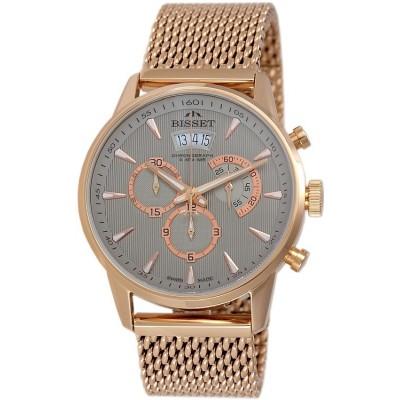 Zegarek BISSET Vaud Chronograph BSDE88RIVX05AX