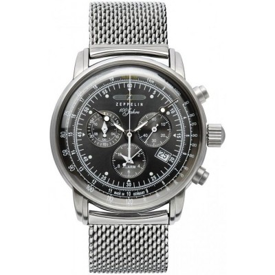 Zegarek ZEPPELIN 100 Jahre Chronograph 7680M-2