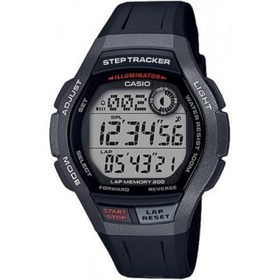 Zegarek CASIO WS-2000H-1A Step Tracker