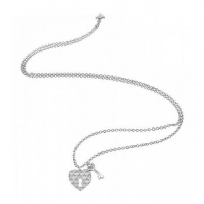 Naszyjnik GUESS Love Keys UBN83072
