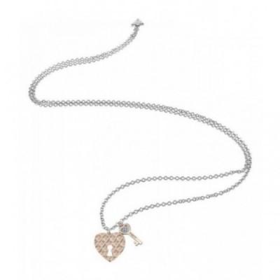 Naszyjnik GUESS Love Keys UBN83074
