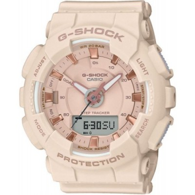 Zegarek CASIO G-SHOCK GMA-S130PA-4AER Step Tracker
