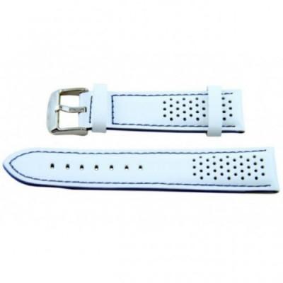 Pasek MORELLATO 22mm biały A01X5272C91117CR22